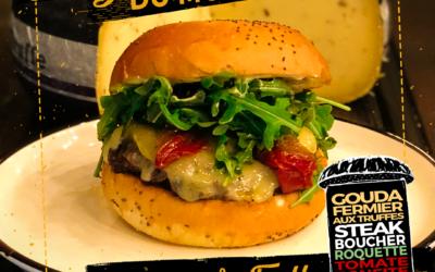 Le Chic and Truffe, le Burger du mois de Juillet débarque chez Grrreat