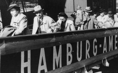 Les origines du hamburger